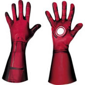Adult Deluxe Iron Man Gloves