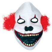 Latex Heckles Clown Mask