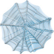 Soft Spider-Man Web Shield 10in