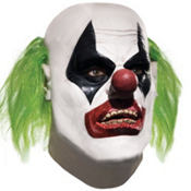 Latex Batman Arkham City Joker Henchman Mask