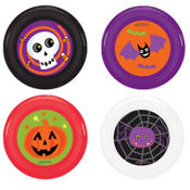 Halloween Flying Disks 12ct