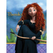 Brave Thank You Notes 8ct