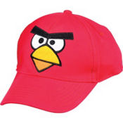 Child Red Angry Birds Baseball Hat