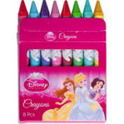 Disney Princess Crayons 8ct