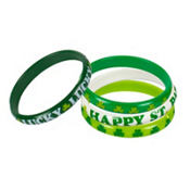 Shamrock Bangle Set 4ct