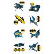 Batman Tattoos 8ct
