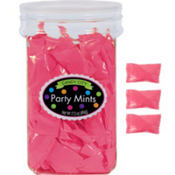 Light Pink Party Mints 17oz