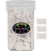 White Party Mints 17oz