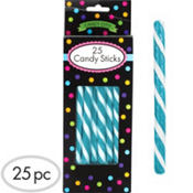 Caribbean Blue Candy Sticks 12.5oz
