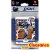 NFL Detroit Lions Team Cards