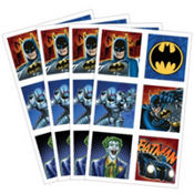 Classic Batman Stickers 24ct