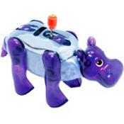Hank the Hippo Windup Toy