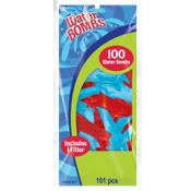 Red and Blue Water Balloons 101ct