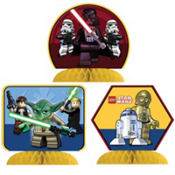 Lego Star Wars Centerpiece Kit 3pc
