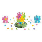 Hibiscus Centerpiece Kit 23pc