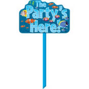 Summer Sea Yard Sign 15in
