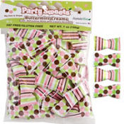 Dots and Stripes Party Mints 50ct