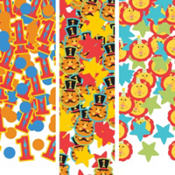 1st Birthday Fisher-Price Circus Confetti