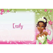 Tiana Custom Thank You Note