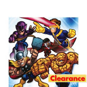 Marvel Super Hero Squad Lunch Napkins 16ct