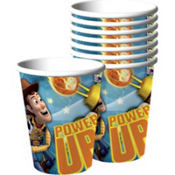 Toy Story Party Cups 8ct