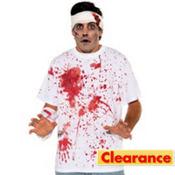 Adult Bloody Shirt
