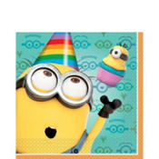 Despicable Me Lunch Napkins 16ct