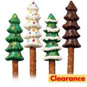 Christmas Trees Pretzel Mold