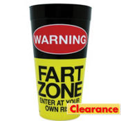 Fart Zone Cup