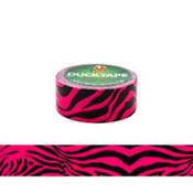 Pink Zebra Print Duckling Tape