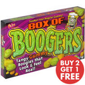 Booger Candy