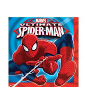 Spider-Man Lunch Napkins 16ct