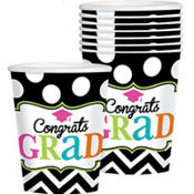 Dream Big Graduation Cups 50ct