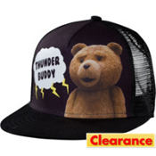 Thunder Buddy Ted Trucker Hat