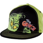 The Grinch Baseball Hat