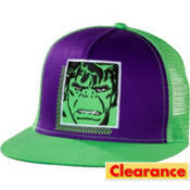 Incredible Hulk Trucker Hat