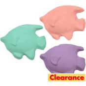 Fish Chalk Set 3ct