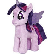 My Little Pony Princess Twilight Sparkle Plush