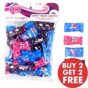 My Little Pony Cream Candies 56ct