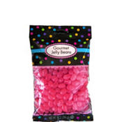 Bright Pink Jelly Beans 350pc