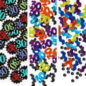 Celebrate 30th Birthday Confetti 1.2oz