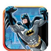 Batman Dessert Plates 8ct