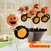 Halloween Cake Pop Kit for 15