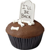 Graveyard Cupcake Decorating Kit for 12
