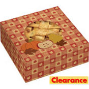 Autumn Pie Boxes 2ct