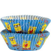 SpongeBob Baking Cups 50ct