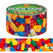 Gummy Bears Duck Tape