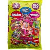 Jolly Rancher Variety Bag 180pc