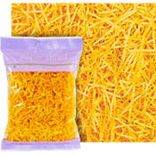 Sunshine Yellow Paper Easter Grass