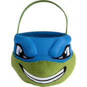 Plush Leonardo Easter Basket - Teenage Mutant Ninja Turtles